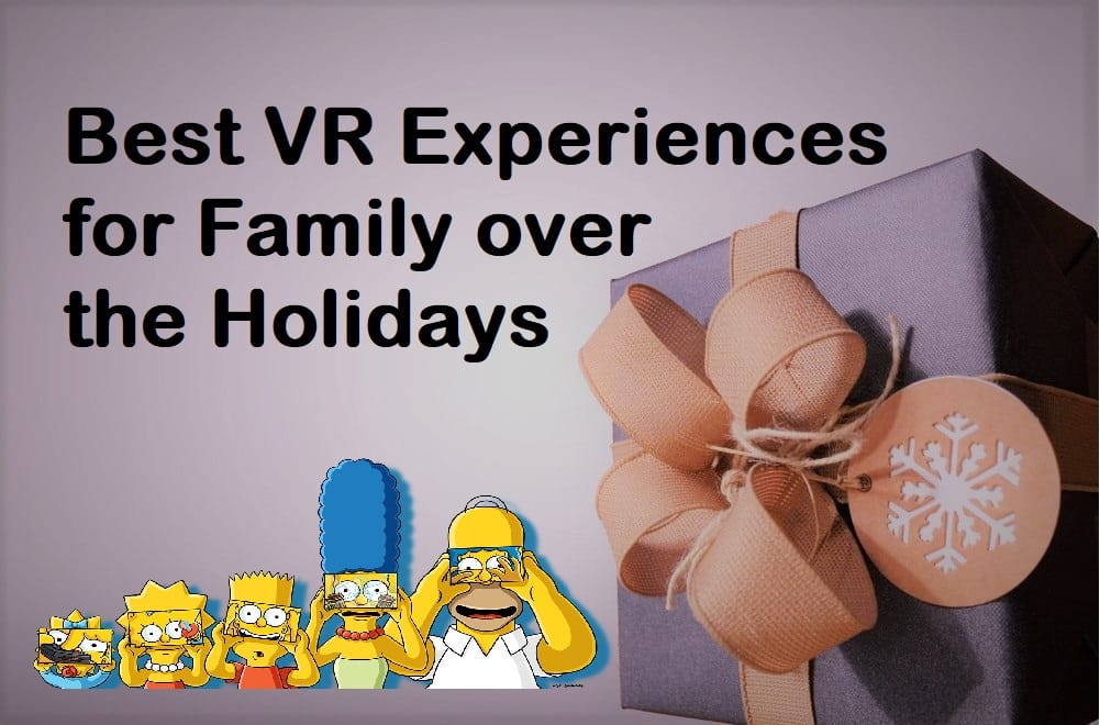 Best VR experiences for family