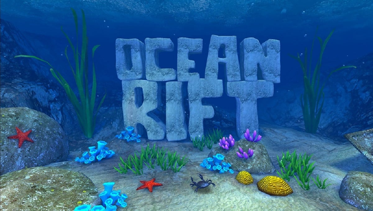 Ocean Rift is one of the best VR experiences for family in Mobile VR