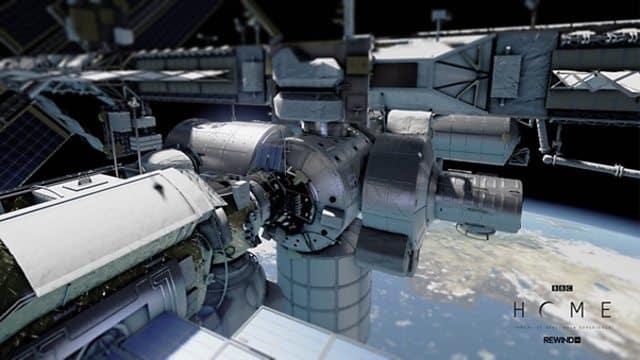 BBC VR Spacewalk Experience