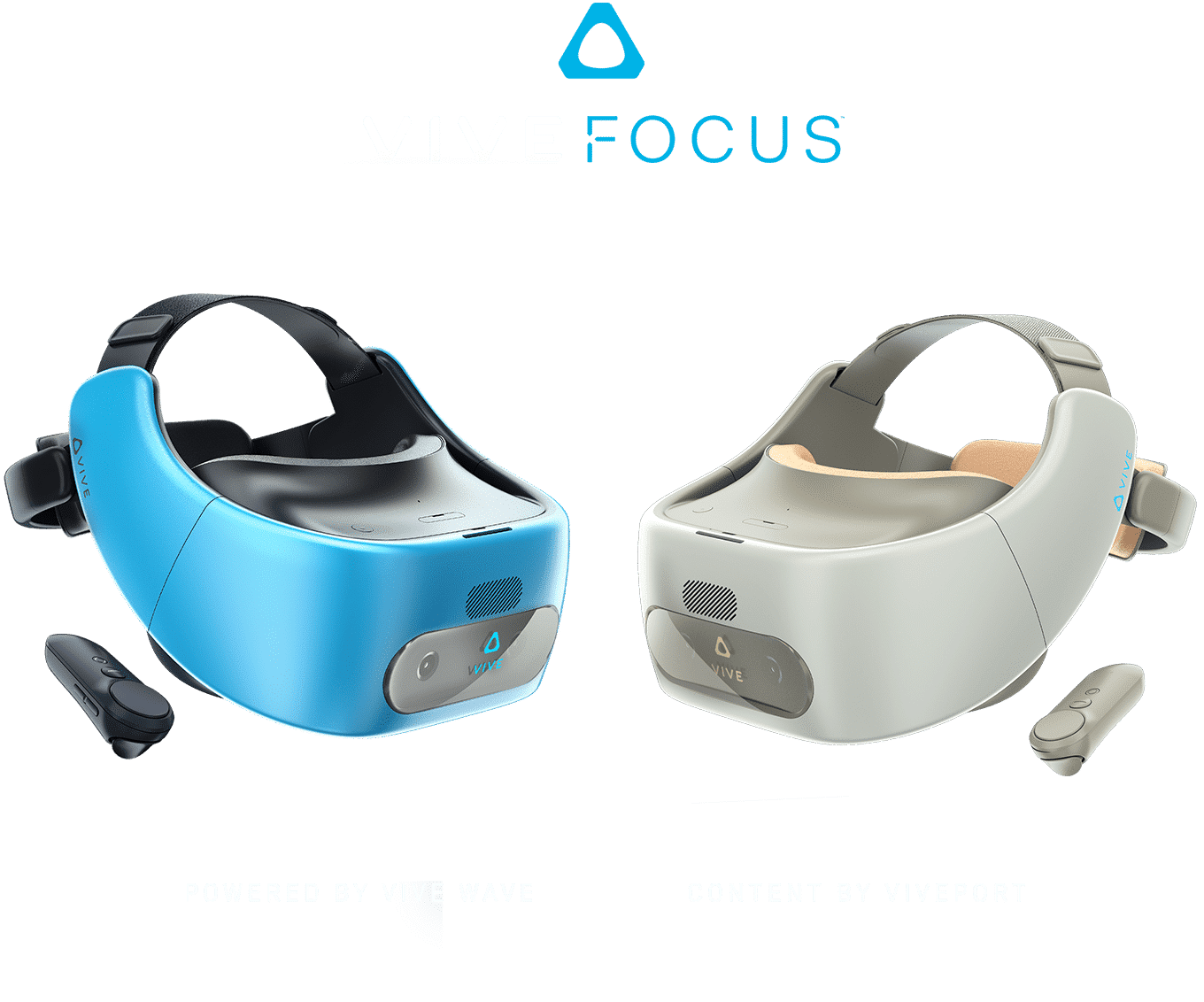 HTC Vive Focus Standalone headset