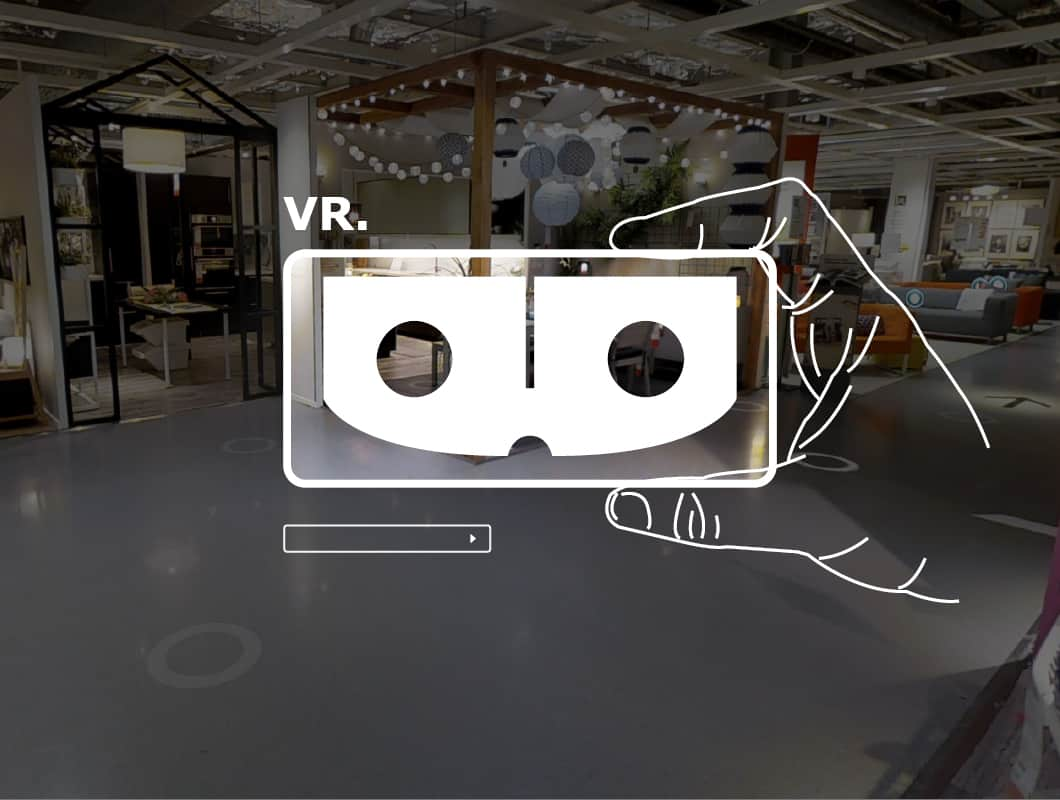 IKEA VR Store