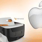 Apple AR acquisition of Vrvana