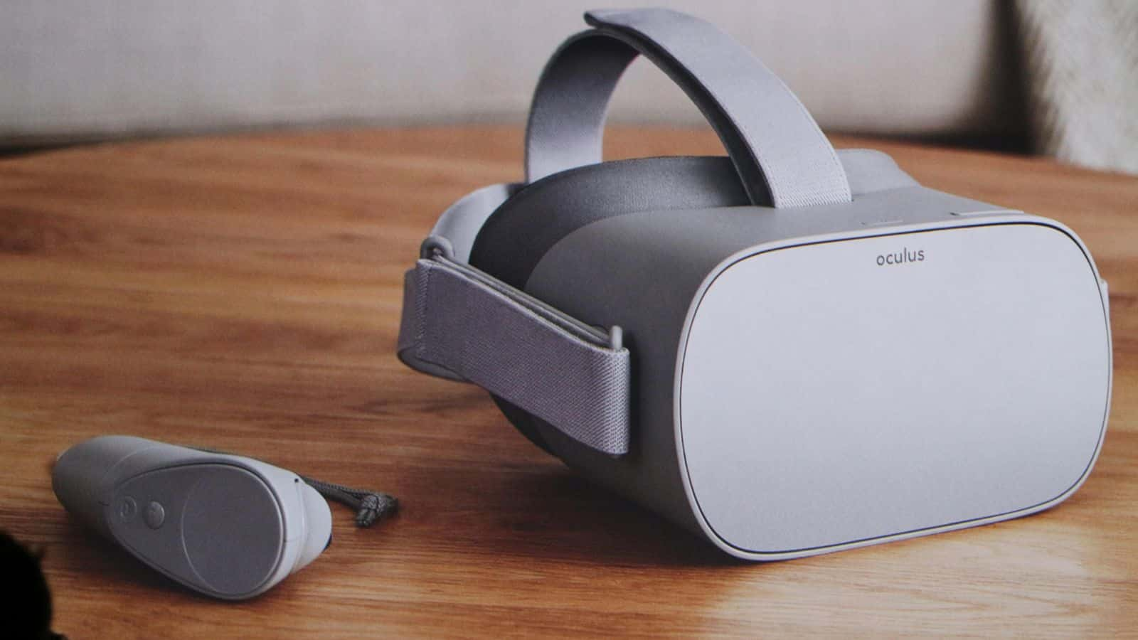 Oculus Go standalone VR headset