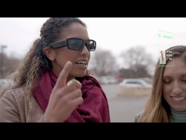 AR Smart Glasses with Alexa