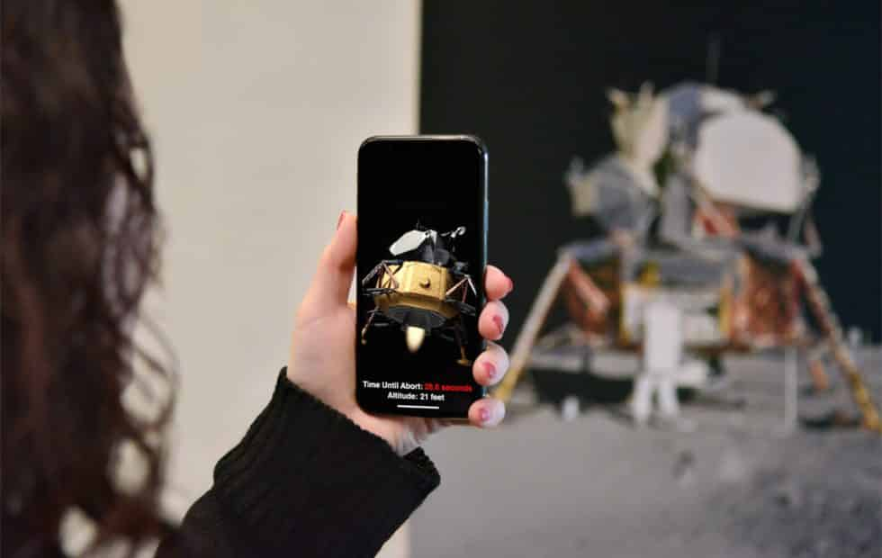 Augmented Reality improves with Apple ARKit Upgrade