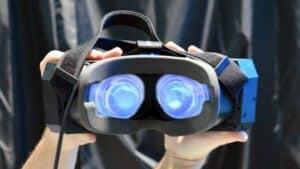 Pimax VR headset FOV