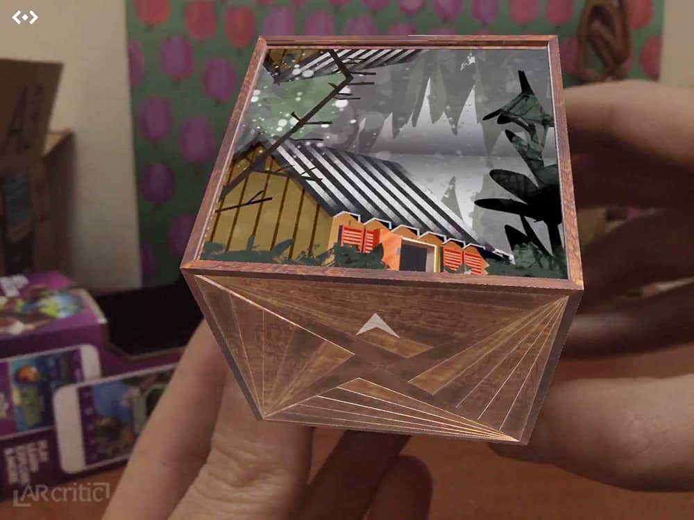 AR Storybook - 57 North Interactive Augmented Reality