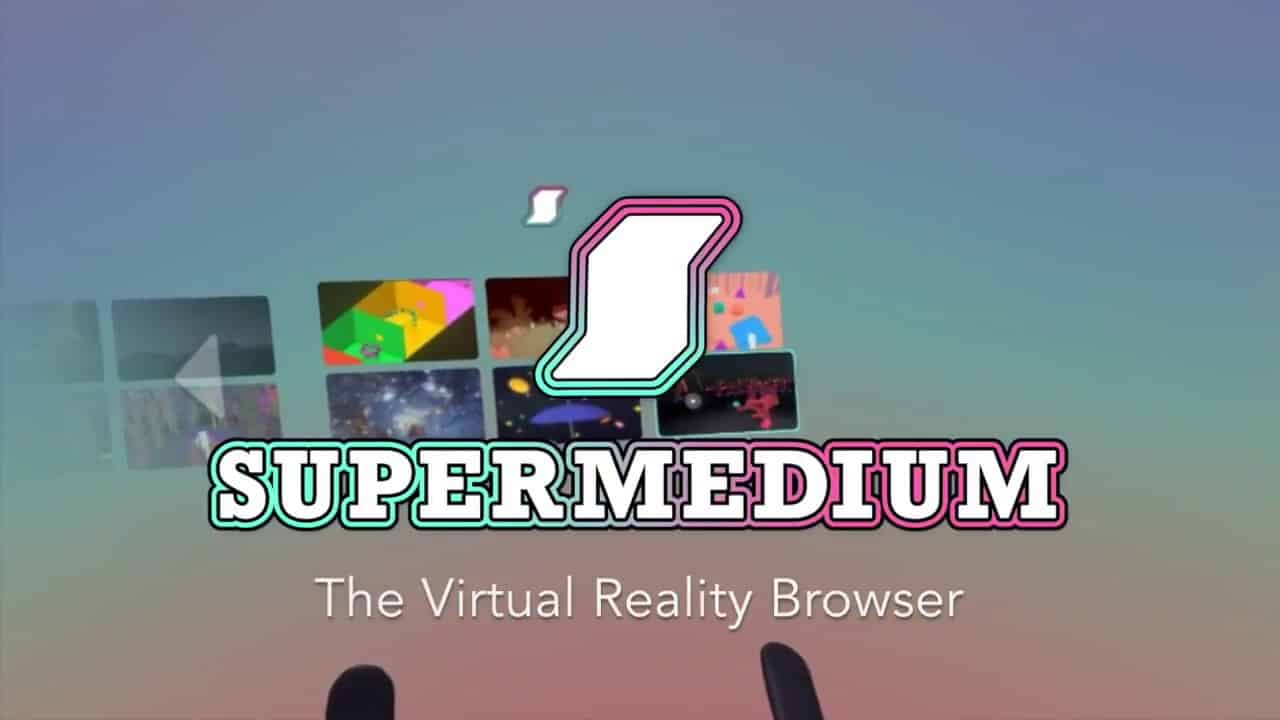 VR in a web browser - Supermedium's solution for democratizing Virtual Reality