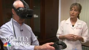 Virtual Reality may relieve chronic pain