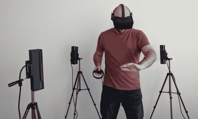 Your Body in VR from Imverse