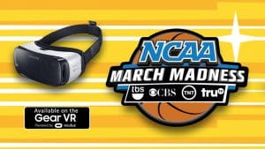 Sports in VR NCAA March Madness