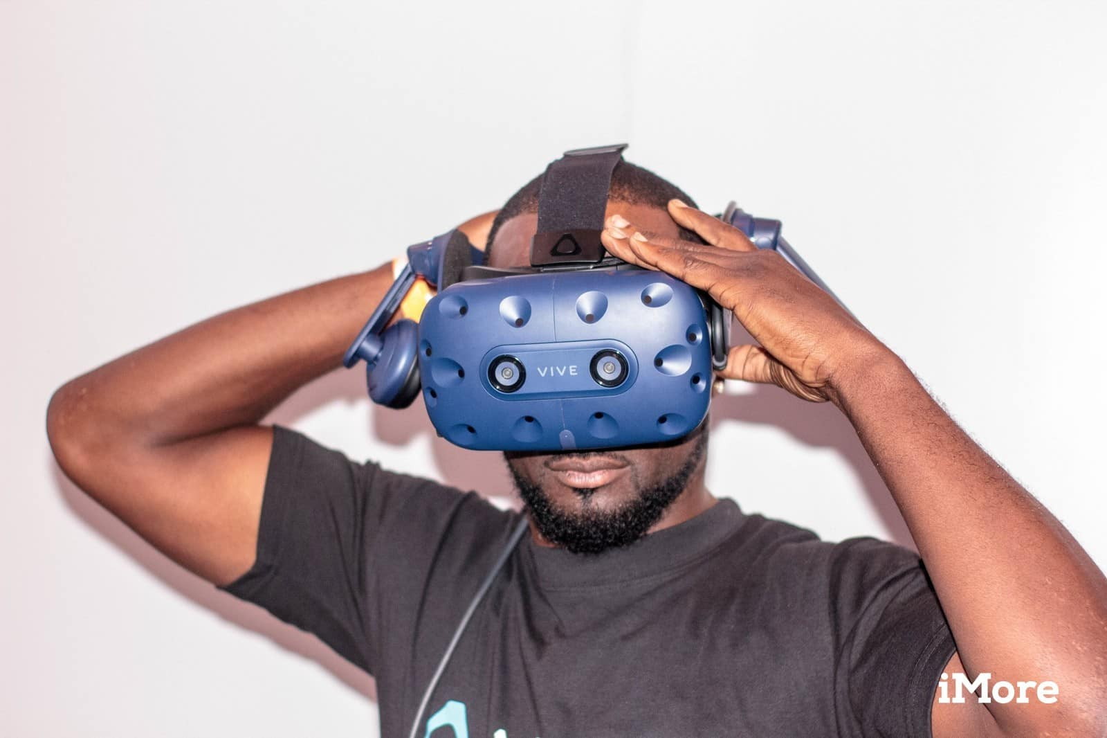 Vive Pro increased comfort