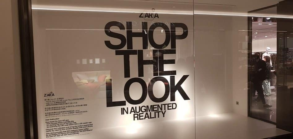 Shop the look in Augmented Reality