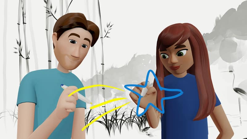 Facebook Spaces VR new Avatars