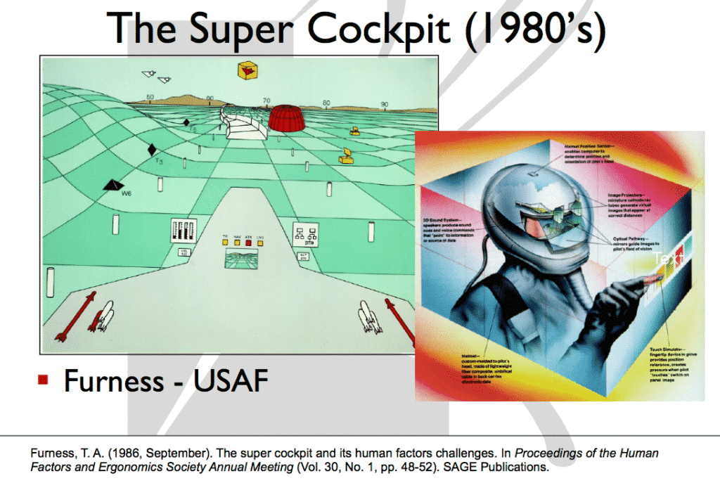 The AR Super Cockpit