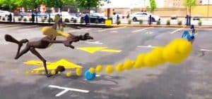AR Experiment Cartoon Characters come to life