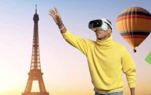 Google new VR headset - the Lenovo Mirage Solo