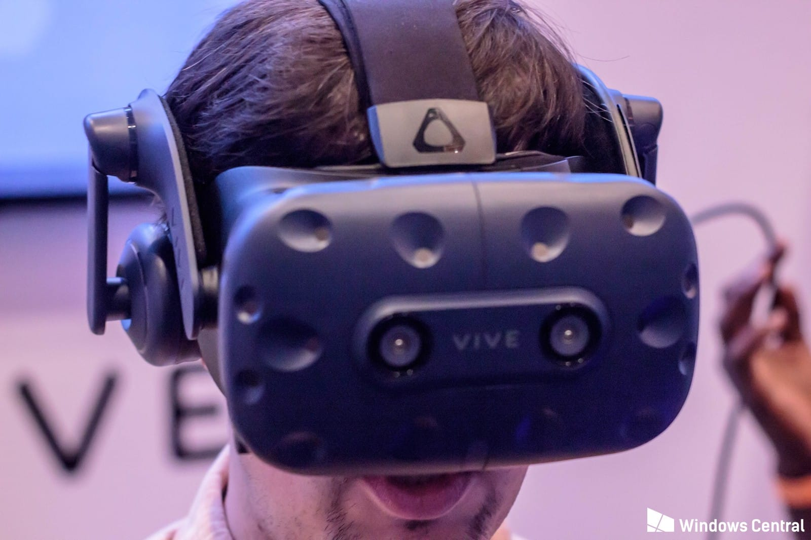 Will the HTC Vive Pro mark the end of gigantic VR headsets?
