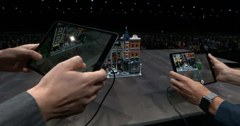 LEGO-AR-Apple-WWDC