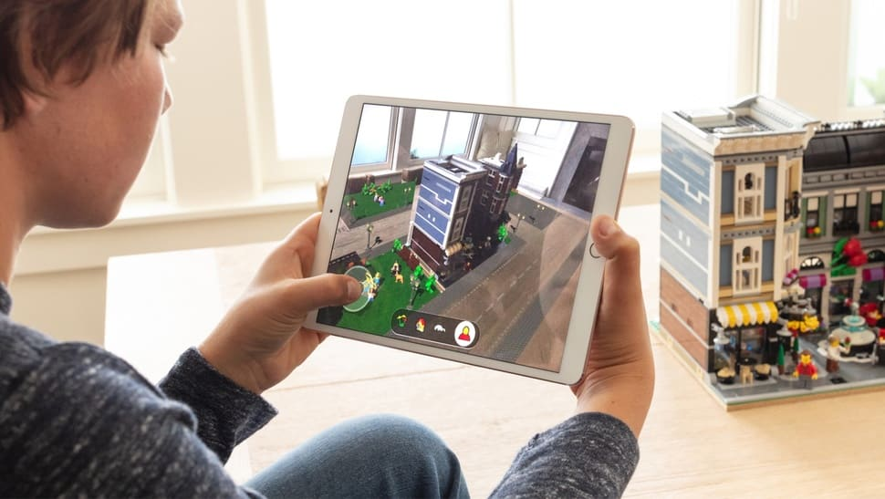 Lego AR unveiled at Apple WWDC