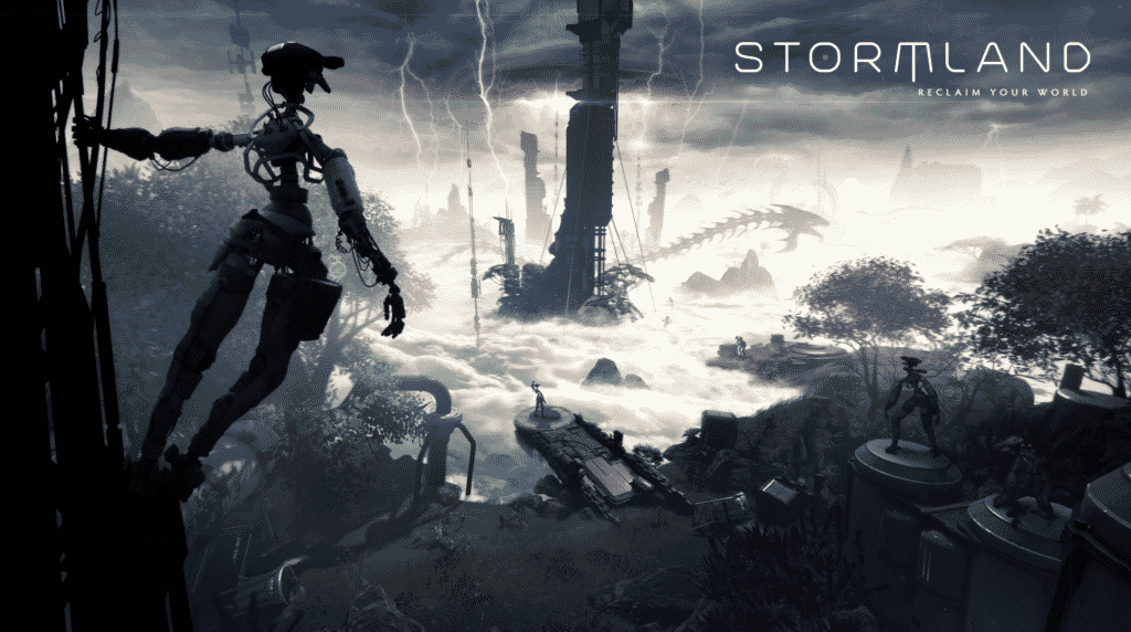 Stormland new VR Game