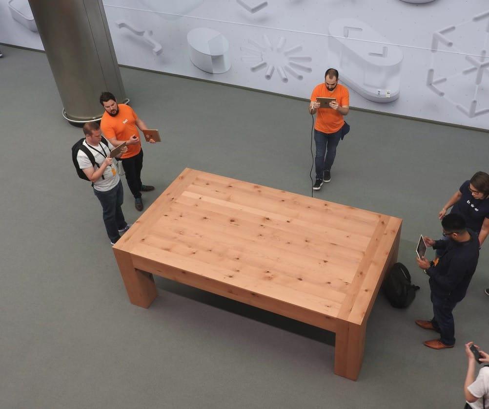 Apple's AR Game