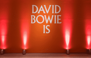 David Bowie in VR and AR