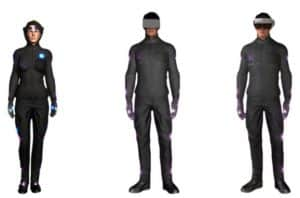 HoloSuit full body VR