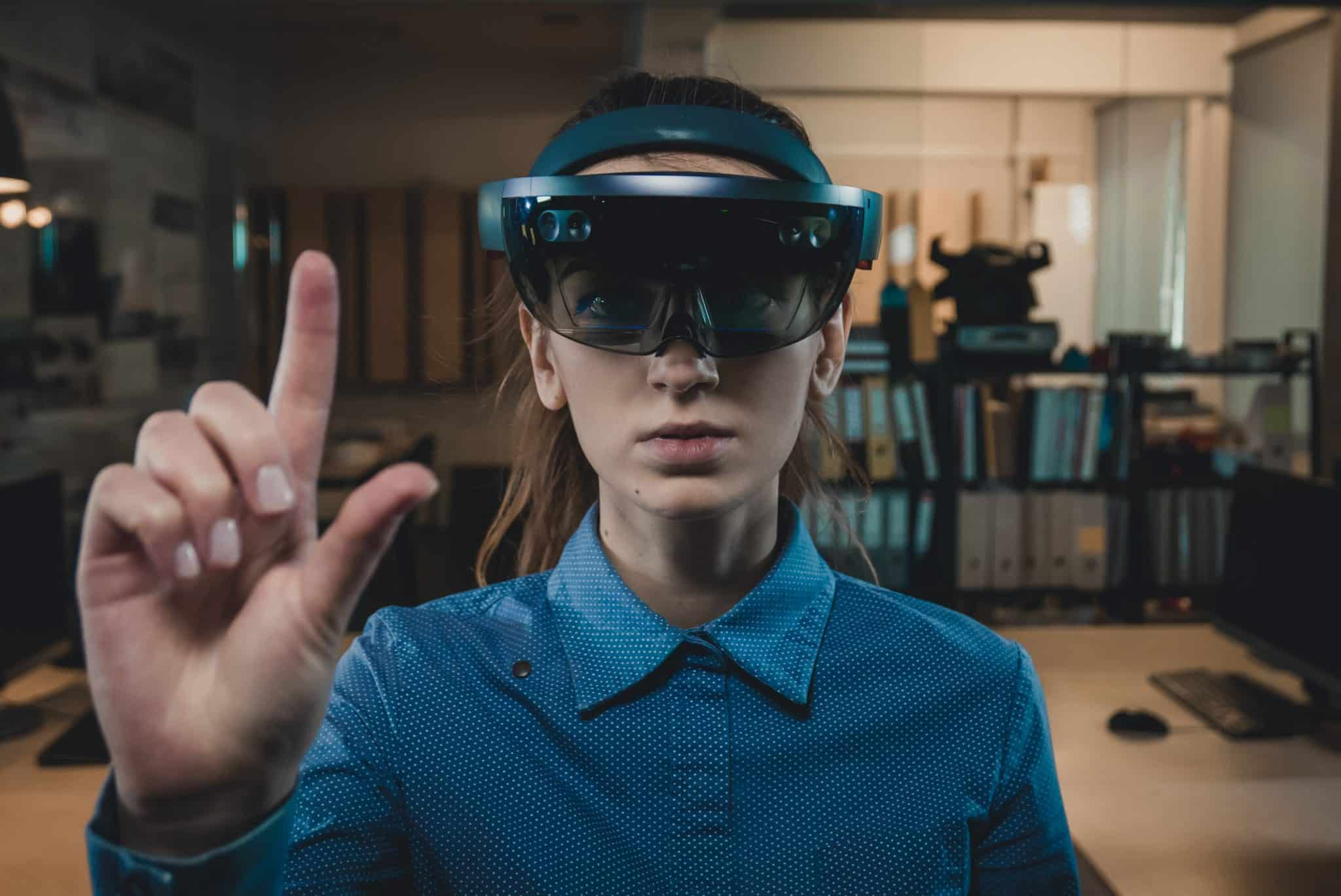 Hololens demos in Microsoft Stores