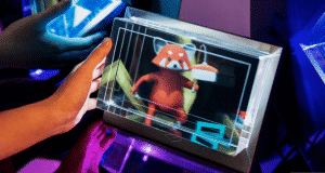 VR without a headset - the Looking Glass Holographic Display