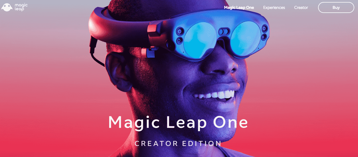 Magic Leap One Arrives