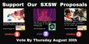SXSW 2019 proposals - by Digital Bodies