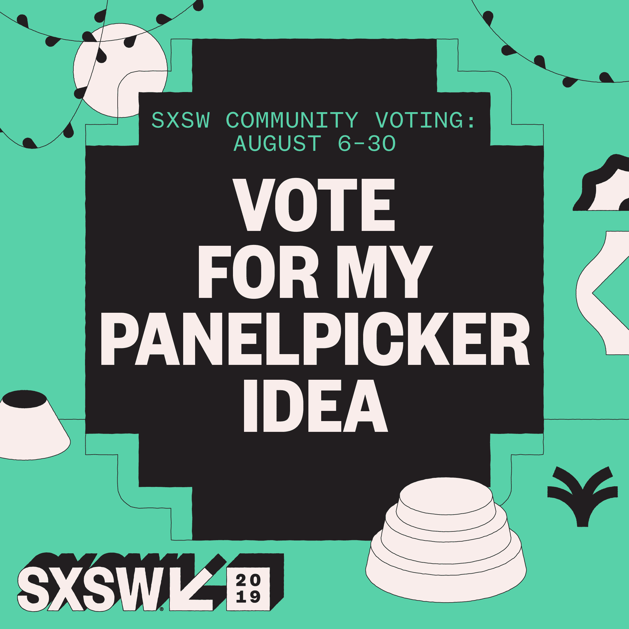 SXSW 2019 PanelPicker Voting for VR and Culture