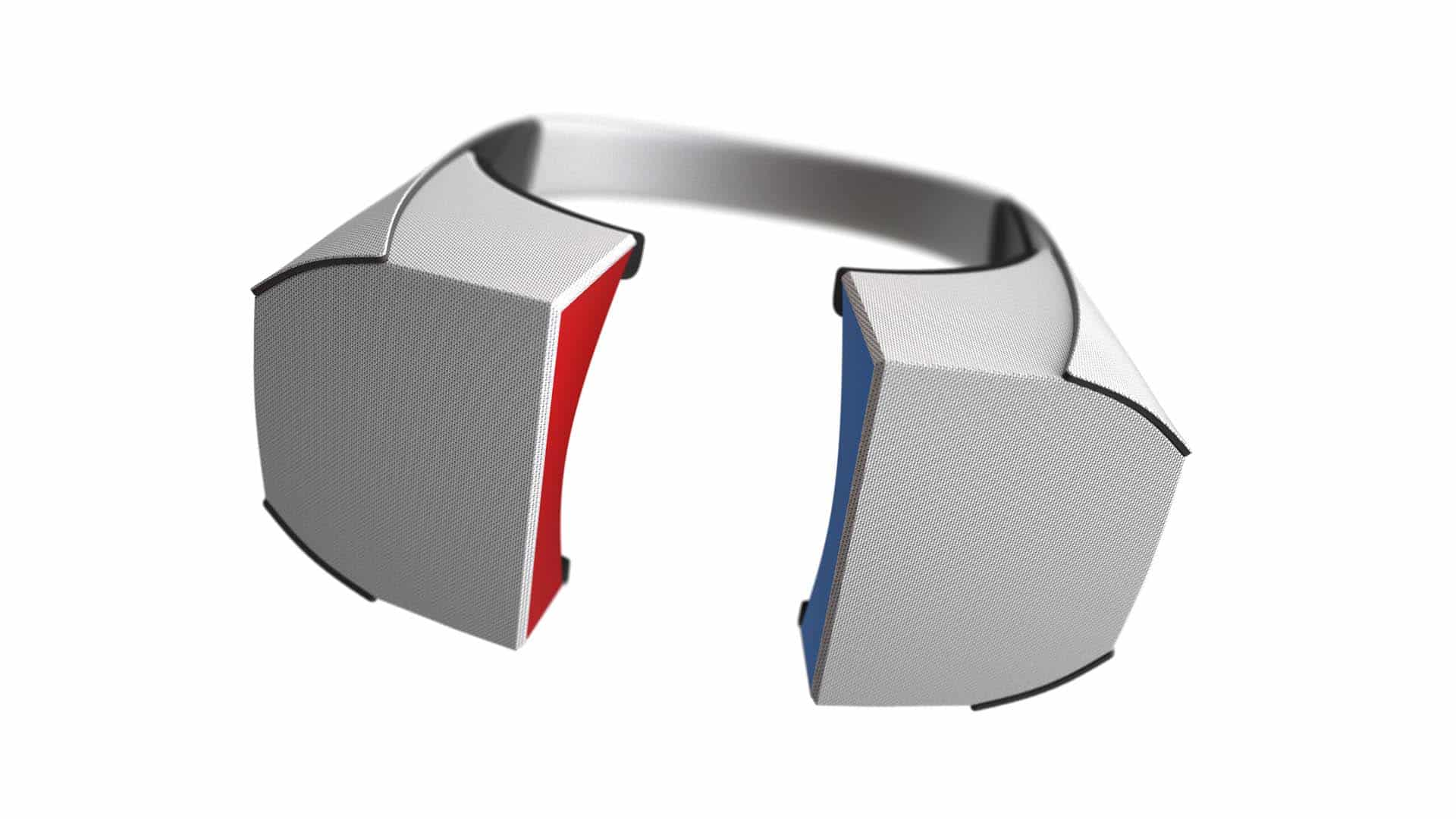 VR Headset Design from Nonobject