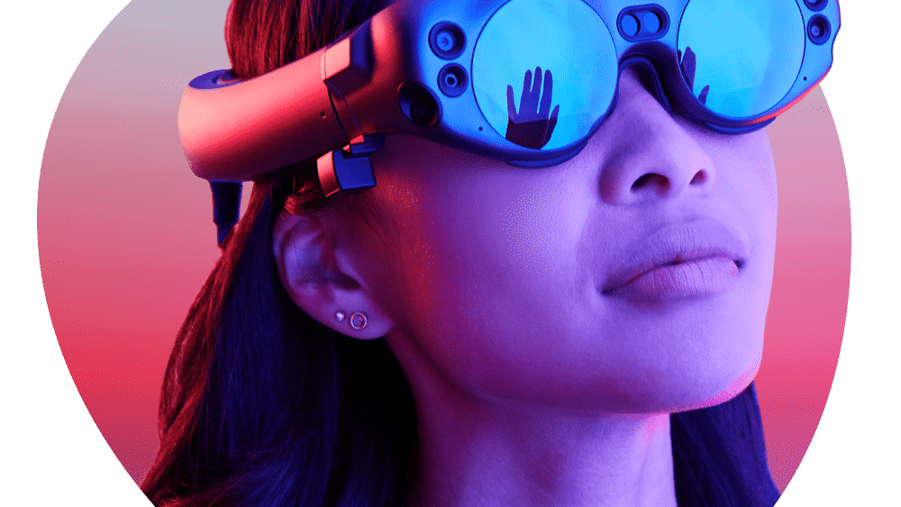 The Magic Leap One Headset - Creators Edition