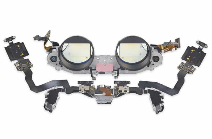 Magic Leap teardown - the headset
