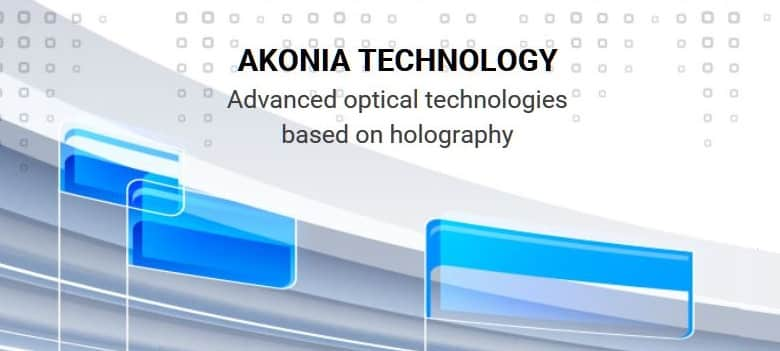 Akonia Holographic may become the basis for Apple AR Glasses