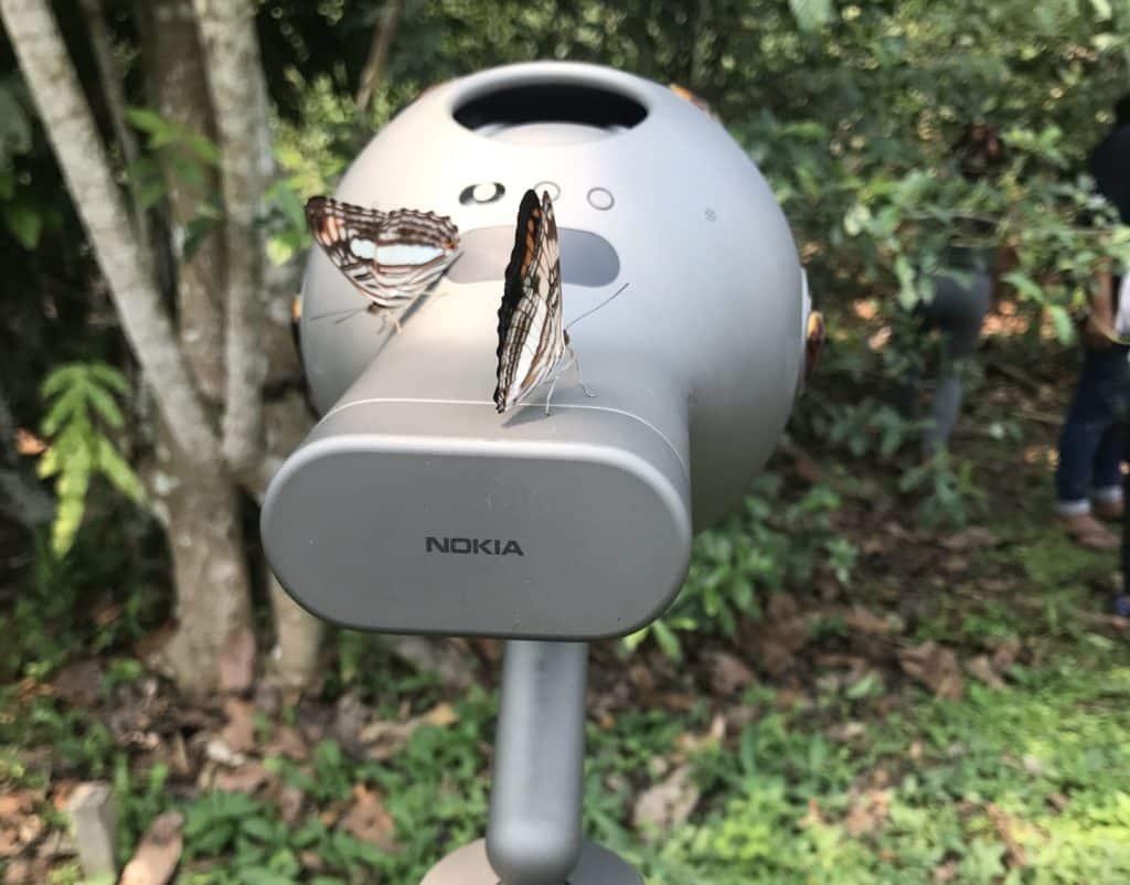 Awavena VR Camera