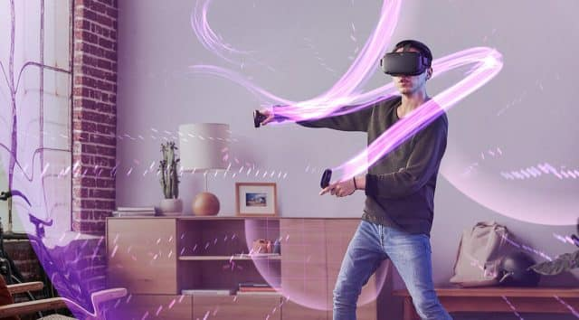 Oculus Quest VR Headset -
