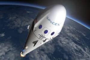 SpaceX moon mission in VR