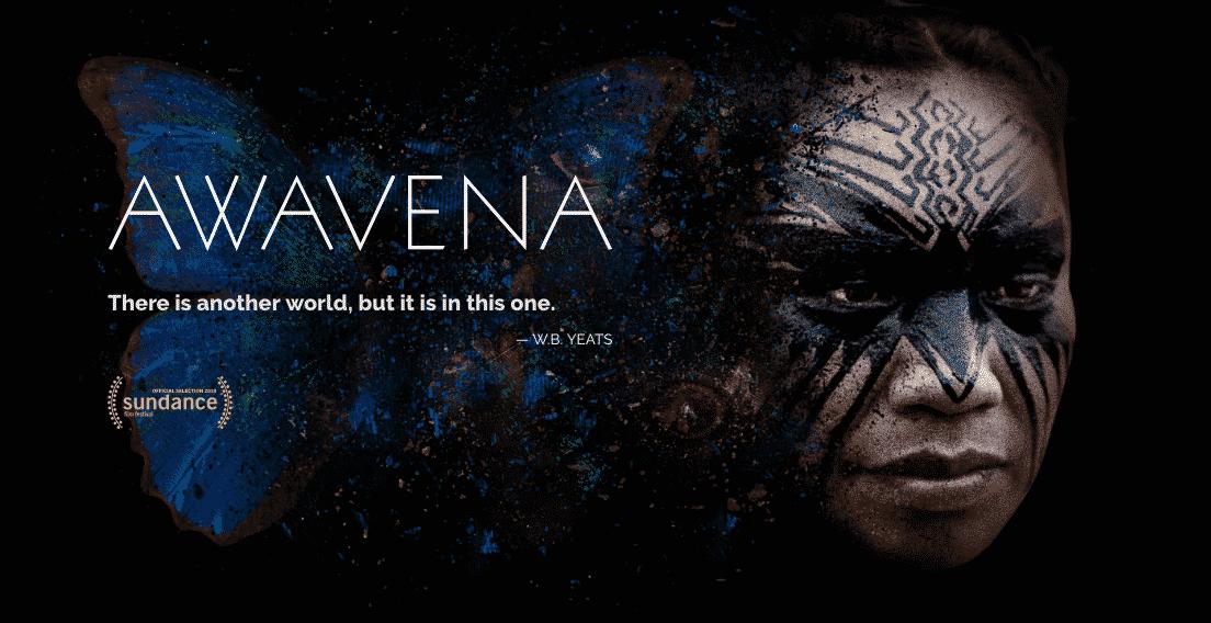 Awavena - VR and Aboriginal Culture