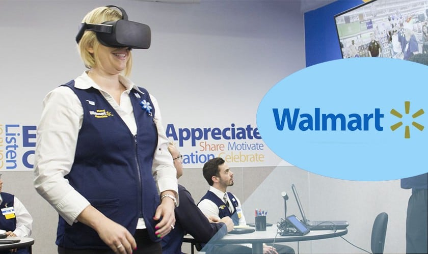 Walmart VR Training expands with 17,000 Oculus Go headsets