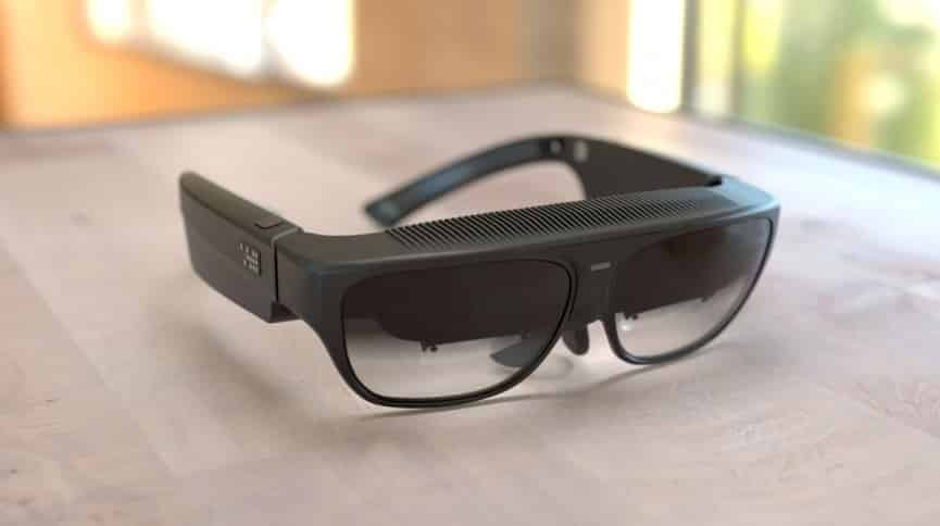 Augmented Reality Glasses high-end models are available