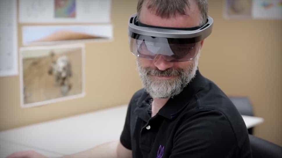 NASA's JPL may have accidentally revealed HoloLens 2