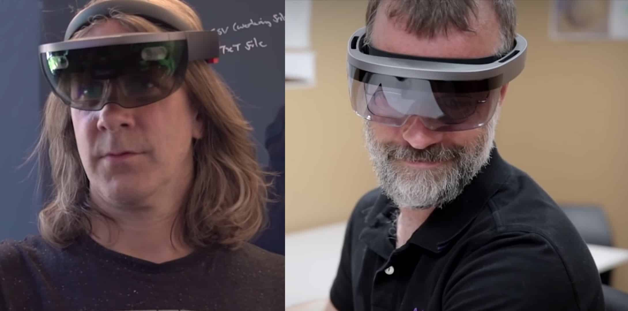 Is this the original HoloLens and HoloLens 2?