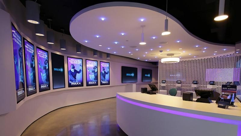 IMAX VR Centres