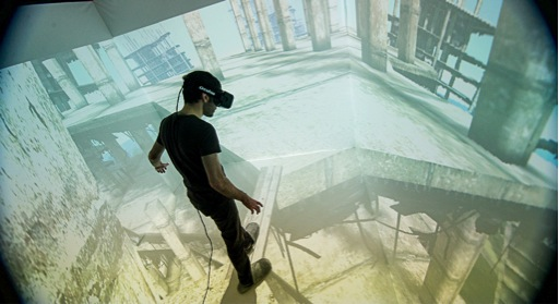 Virtual Reality Digital Bodies - Immersive experiences and learning through VR