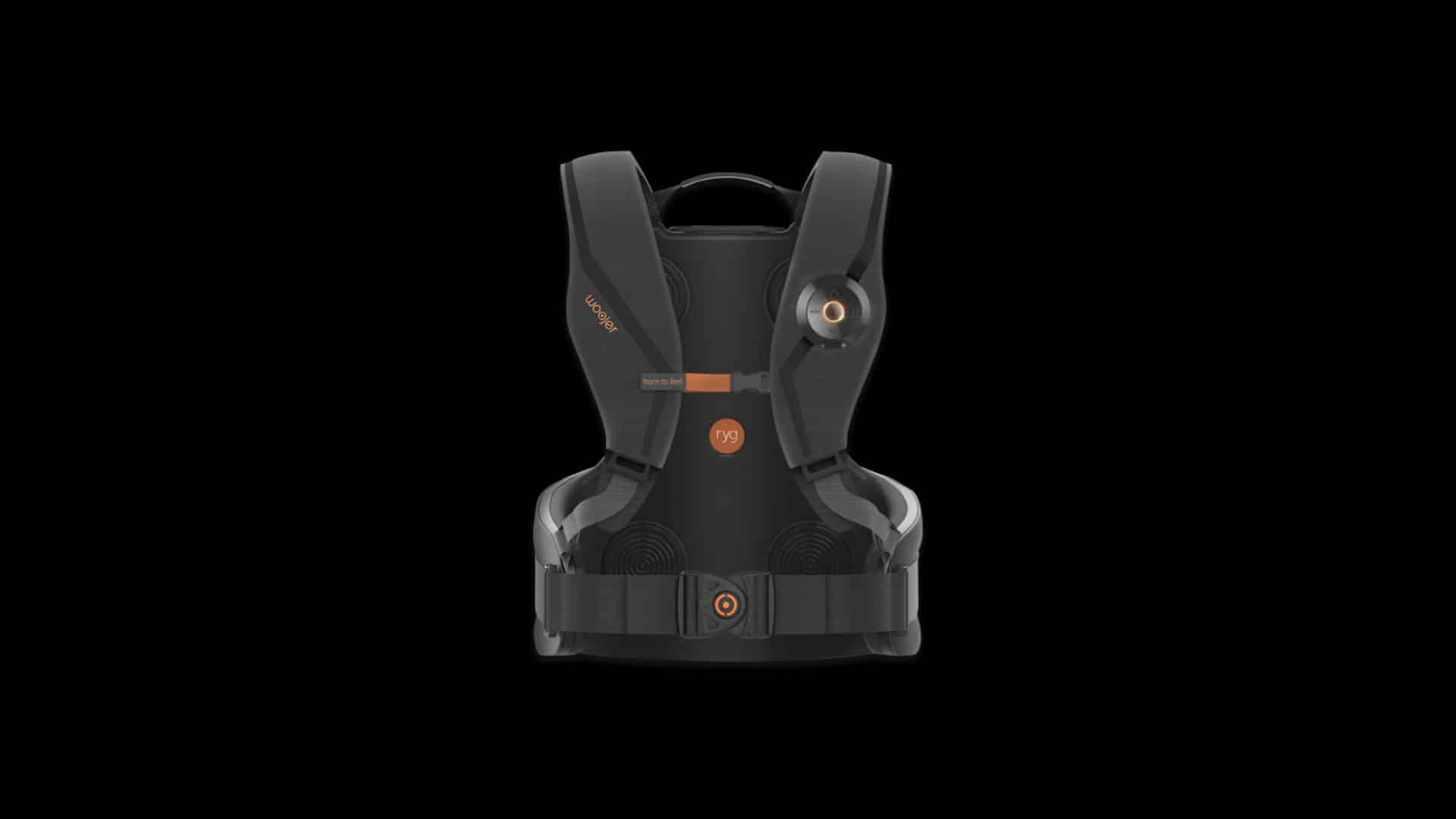 Ryg Haptic Vest will let you feel VR experiences