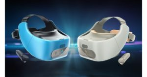 The new Vive Focus standalone headset