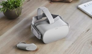 In our top ten VR and AR articles for 2018 - Oculus Go standalone VR headset
